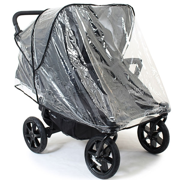 Valco Baby Rain//Wind//Storm Cover Accessories for TriMode X//Quad X//Nomad Stroller