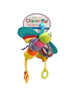 123 Grow Clip Toy Dragonfly