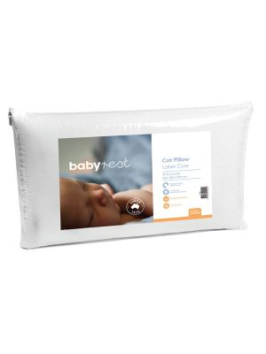 Babyrest Deluxe Latex Cot Pillow Core Latex