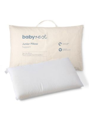 Babyrest Deluxe Cot Pillow Foam Core