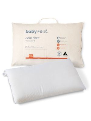 Babyrest Deluxe Ventilated Cot Pillow