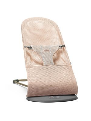 BabyBjorn Bouncer Bliss Air Pearly Pink Mesh