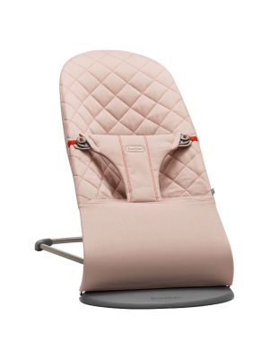 BabyBjorn Bouncer Bliss Old Rose Cotton