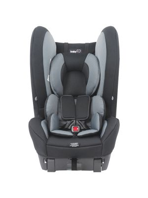 Babylove Cosmic II Convertible Car Seat Black V17