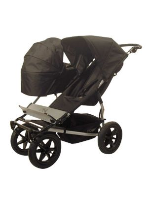 Mountain Buggy Duo Single Carrycot only Black - Online Only!