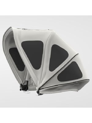 Bugaboo Bee Breezy Sun Canopy Core Collection - Arctic Grey