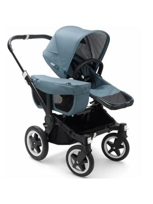 Bugaboo Donkey2+ Mono Black Chassis Limited Edition Track - Online Only!