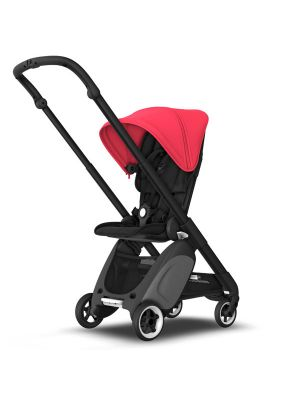 Bugaboo ANT Stroller Black Chassis - Price starting from $949.00 PLUS receive a BONUS Bugaboo Ant Leg Rest, Rain Cover, Organiser and Carry Strap (total bonus value $208)