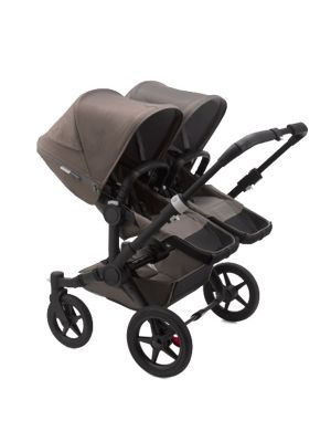 Bugaboo Donkey 3 Mineral Duo Stroller Black/Taupe