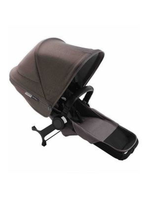 Bugaboo Donkey 3 Mineral Duo Extension Complete Black/Taupe