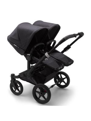 Bugaboo Donkey 3 Mineral Duo Stroller Black/Washed Black
