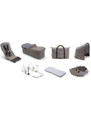 Bugaboo Donkey2 Mineral Style Set Complete Taupe