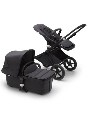 Bugaboo Fox 2 Mineral Complete BLACK/WASHED BLACK