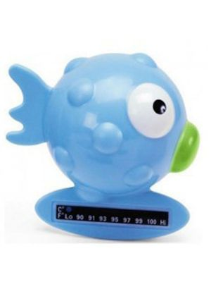 Chicco Bath Thermometer Blue Fish