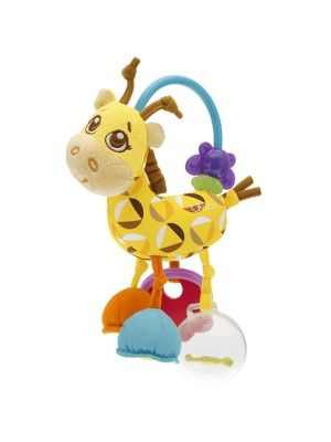 Chicco Baby Senses Tactile Rattle Mrs Giraffe