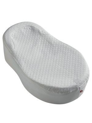 CocoonaBaby Fitted Sheet White