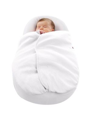 CocoonaBaby CocoonaCover Lightweight 0.5Tog White