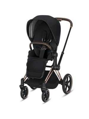 Cybex Priam 2020 Pram with Rose Gold Chassis