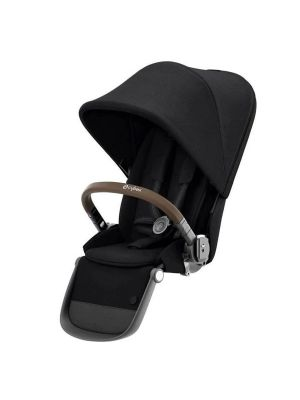 Cybex Gazelle S Second Seat Taupe/Deep Black