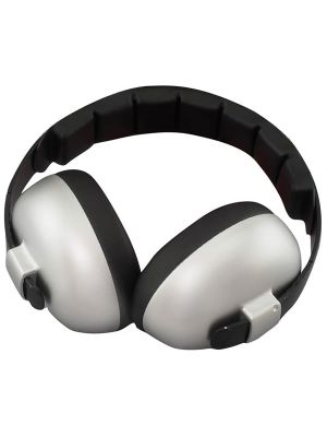 Baby Banz Mini Ear Muffs - Silver