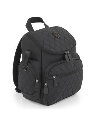 Egg Back Pack Just Black