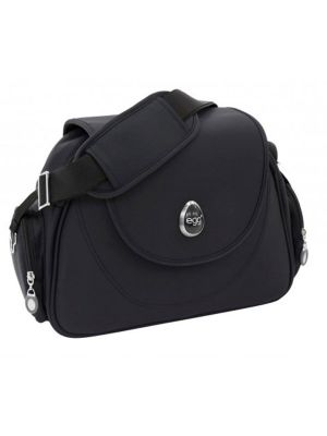 Egg Changing Bag Gotham/Espresso Black