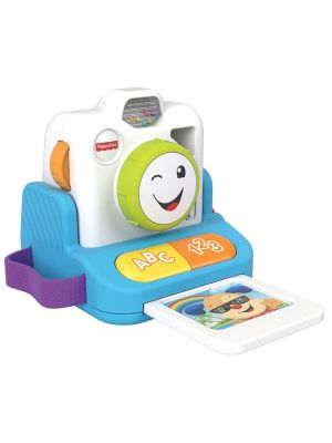 Fisher Price Learn & Laugh Instant Camera