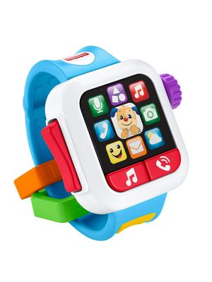 Fisher Price Learn & Laugh Smart Watch