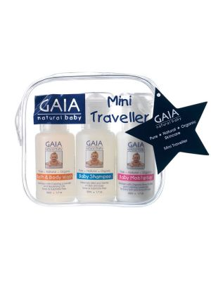 GAIA 3Pack Mini Traveller Kit 50ml