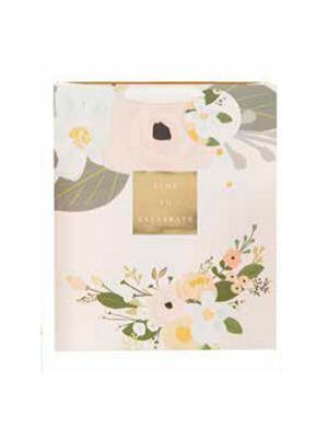 Waterlyn Glick Time to Celebrate Floral Shopper Bag GLK_GPST28
