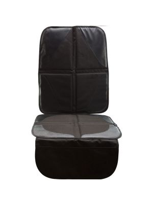InfaSecure Deluxe Seat Protector Black