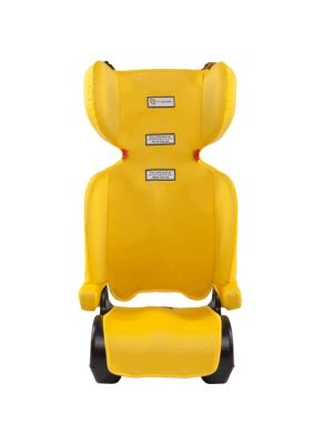 InfaSecure Versatile Folding Booster Yellow