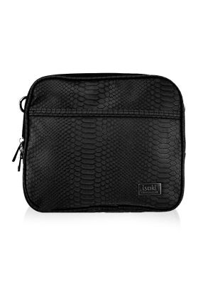 Isoki Finley Crossover Bag Black Mumba