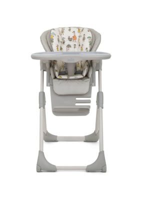 Joie Mimzy High Chair 2in1 In The Rain