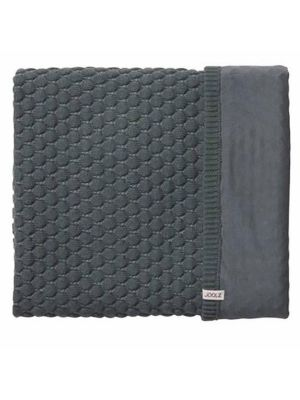 Joolz Essentials Baby Blanket - Anthracite