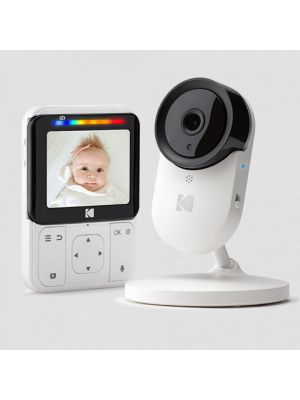Kodak 2.8 inch Smart Video Baby Monitor with Fixed Camera C220