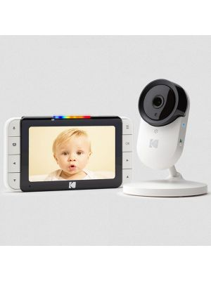 Kodak 5 inch Smart Video Baby Monitor with Fixed Camera C520