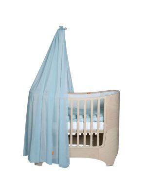 Leander Classic Cot Canopy Misty Blue (need to purchase Leander Classic Canopy Rod)