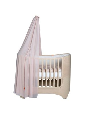 Leander Classic Cot Canopy Soft Pink (need to purchase Leander Classic Canopy Rod)