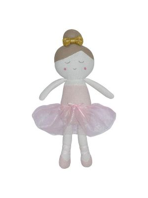 Living Textiles Sophia the Ballerina Softie Toy