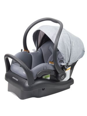 Maxi Cosi Mico Plus Infant Carrier Isofix Nomad Grey