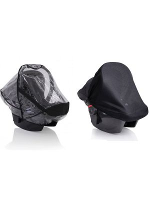 Mountain Buggy Sun/Storm Cover Pack for CapsuleV3