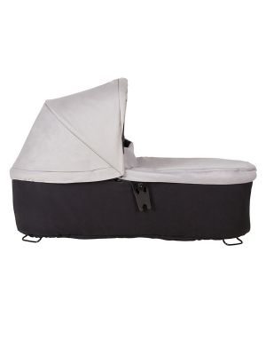 Mountain Buggy Carrycot Plus V3 for MB Mini & Swift - Silver