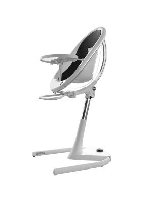 Mima Moon High Chair White / Black