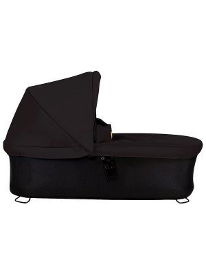 Mountain Buggy Carrycot Plus for MB Mini & Swift - Black
