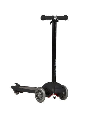 Mountain Buggy Free Rider 2in1 Board/Scooter - Black