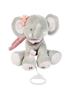 Nattou Musical Adele the Elephant