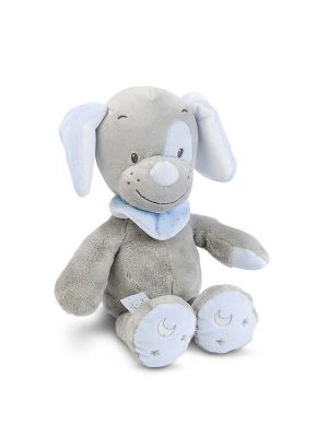 Nattou Sam & Toby Collection Cuddly Toby The Dog