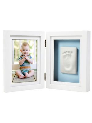 Pearhead Babyprints Desktop Frame White