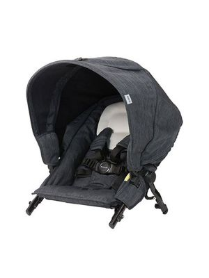 Steelcraft Strider Compact Deluxe Edition Second Seat Granite